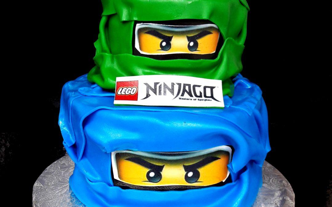Gâteau NinjagoClient particulier